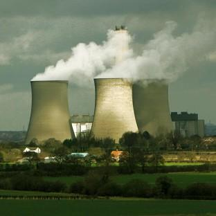 HeraldScotland: Activists are staging a climate change protest at Didcot power staion