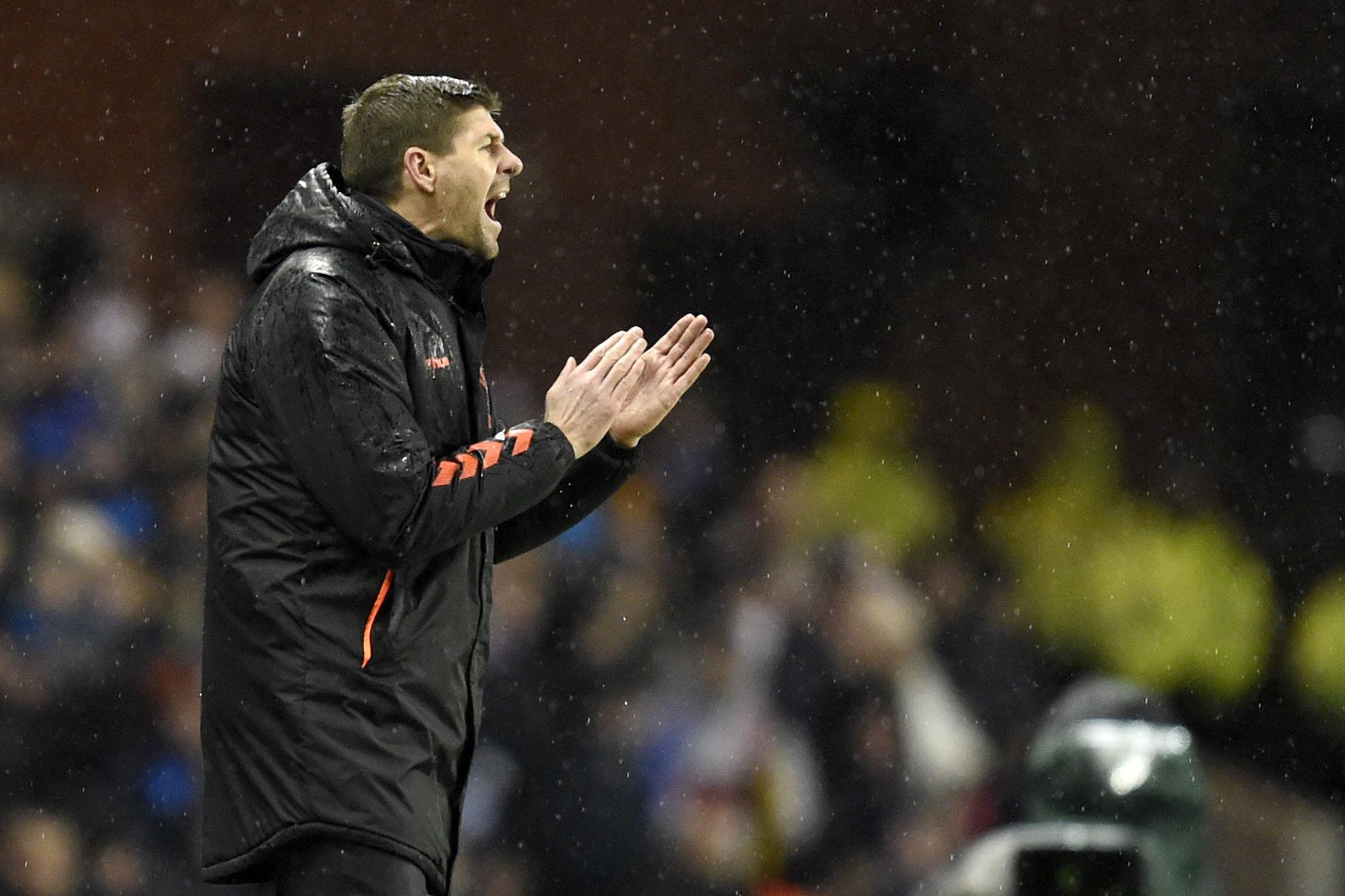 Gary McAllister sure Steven Gerrard's standards will keep Rangers striving for success