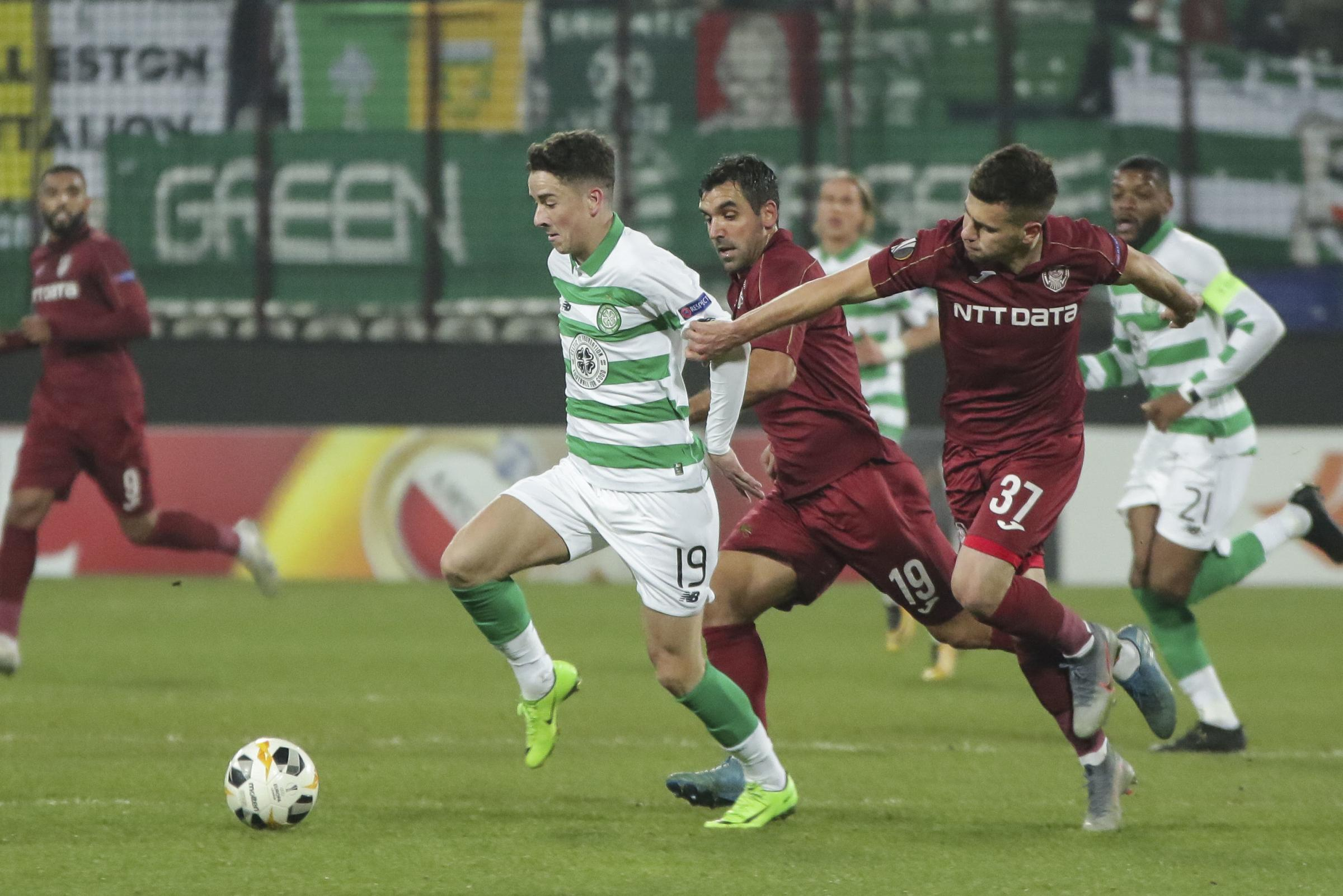 Mikey Johnston says Rangers win proves Celtic have big-game mentality