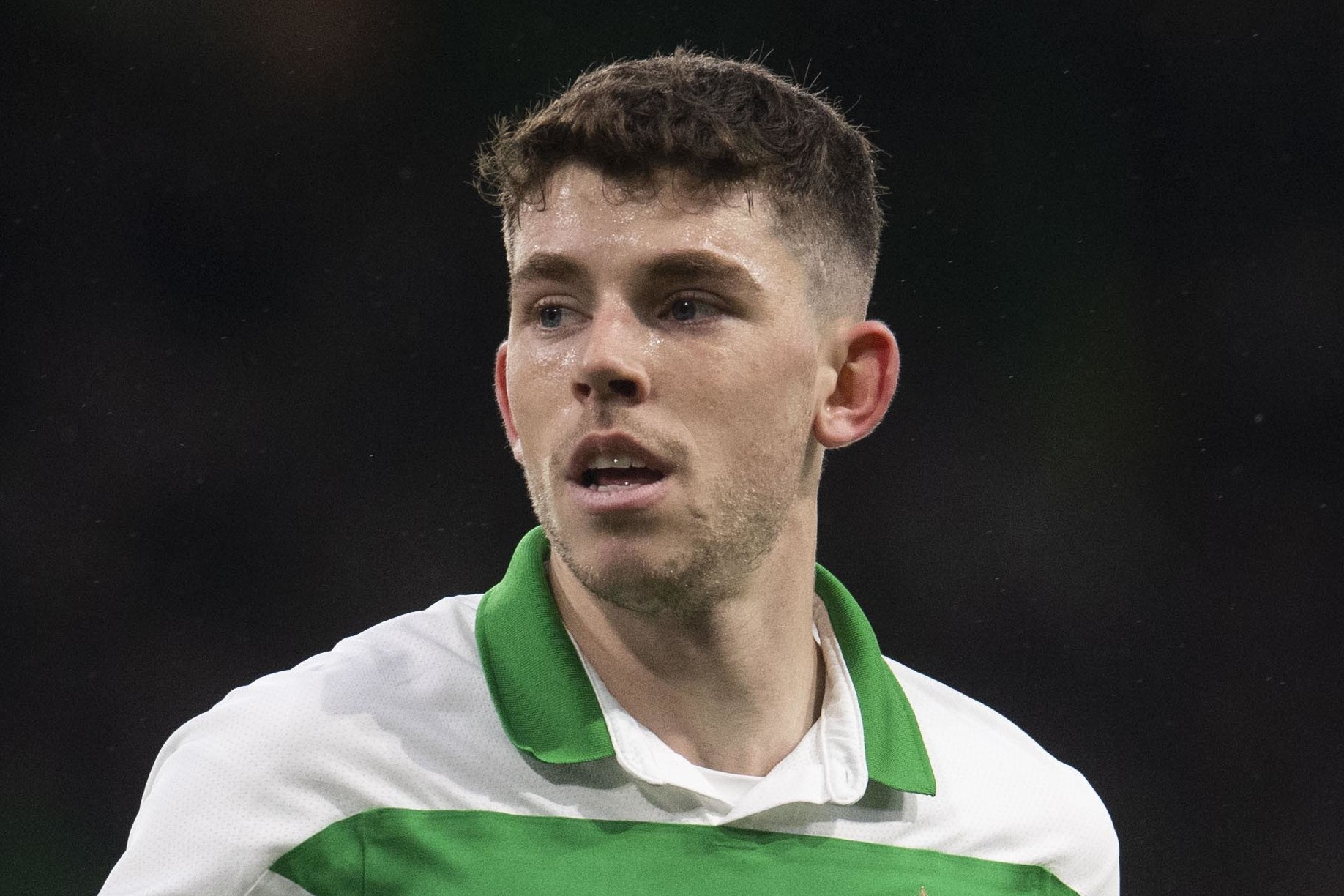 Ryan Christie could well have had Jack Ross for boss