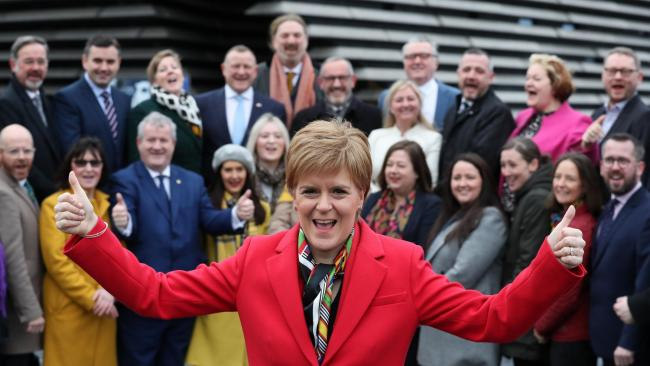 Nicola Sturgeon warns PM he cannot 'bludgeon Scotland into accepting his view'