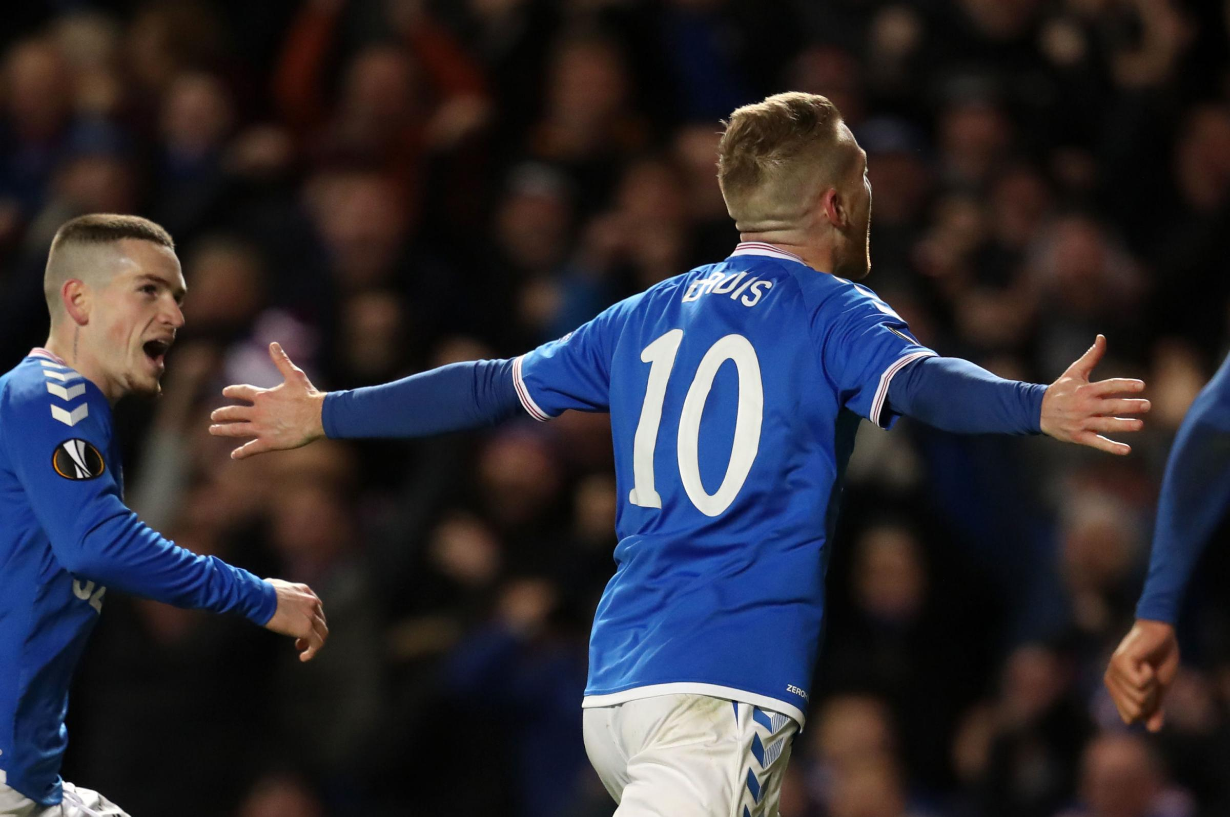 Steven Davis confident Rangers are on the right track after penning new Ibrox deal