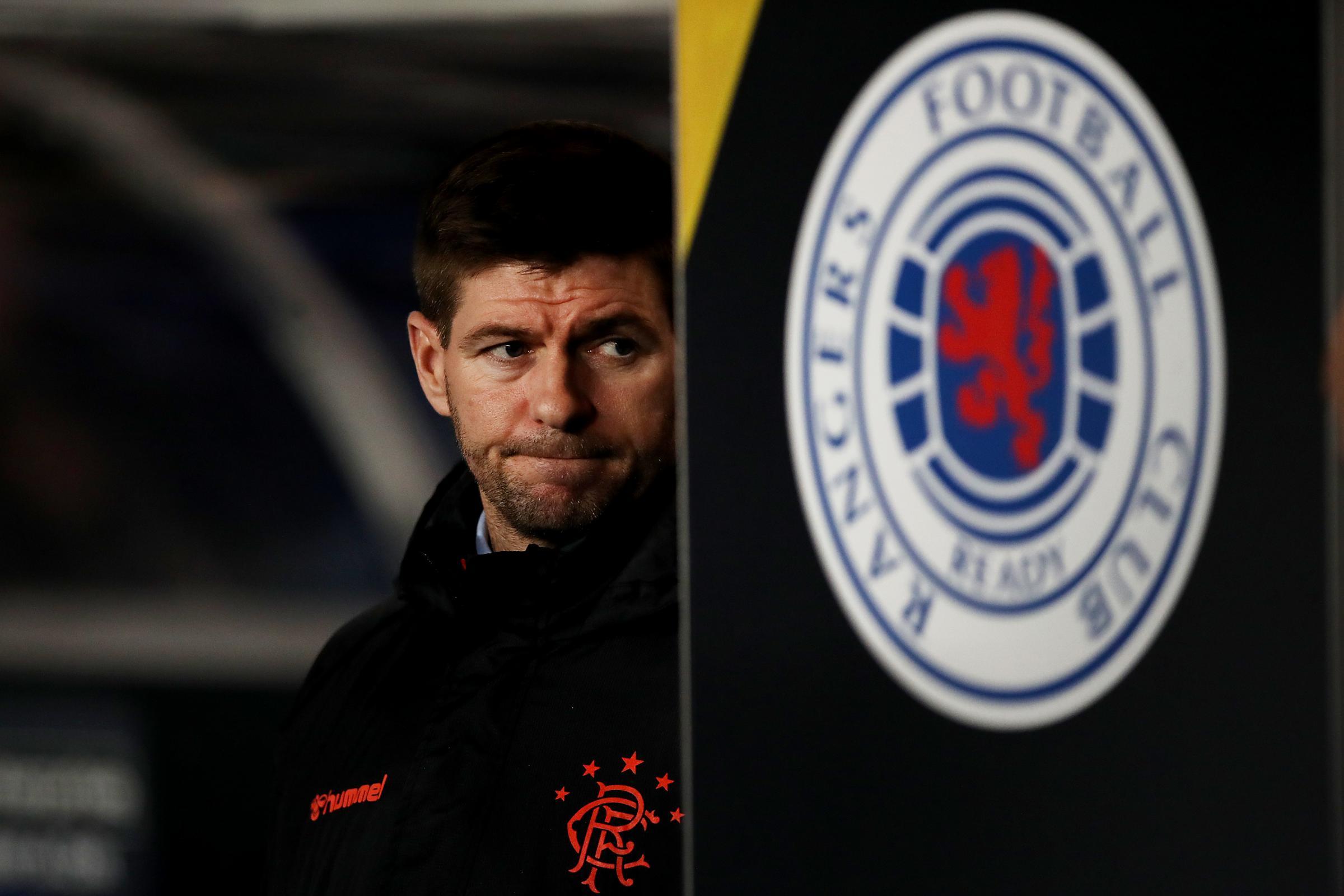 Steven Gerrard makes Rangers transfers admission after Champions League cash blow