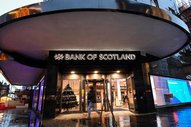Bank of Scotland branches axed after MD says: 'Bank branches are not going anywhere'