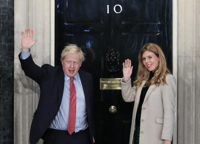 Gold wall coverings? PM said to be aghast at cost of No 11 refurbishment overseen by his fiancee