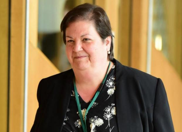 HeraldScotland: Scottish Labour deputy leader Jackie Baillie