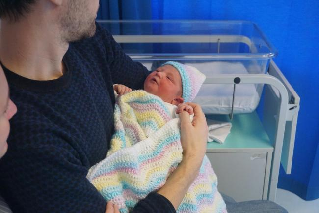 Plans due to be rolled out across Scotland encourage more involvement for fathers in the neonatal phase
