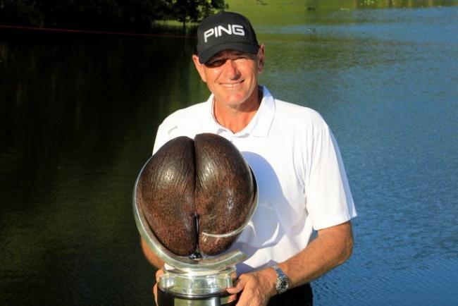 Peter Fowler gets to grips with one of golf's more peculiar prizes