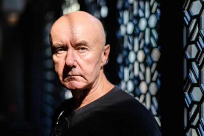 Irvine Welsh has no time for froth…