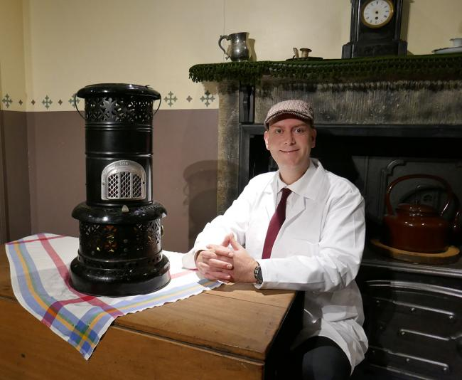 Scots museum keeps alive the memory of paraffin heaters