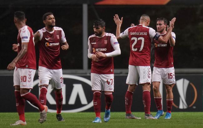 Watch: Rangers' Europa League opponents Braga seal 2-1 away win at FC Porto