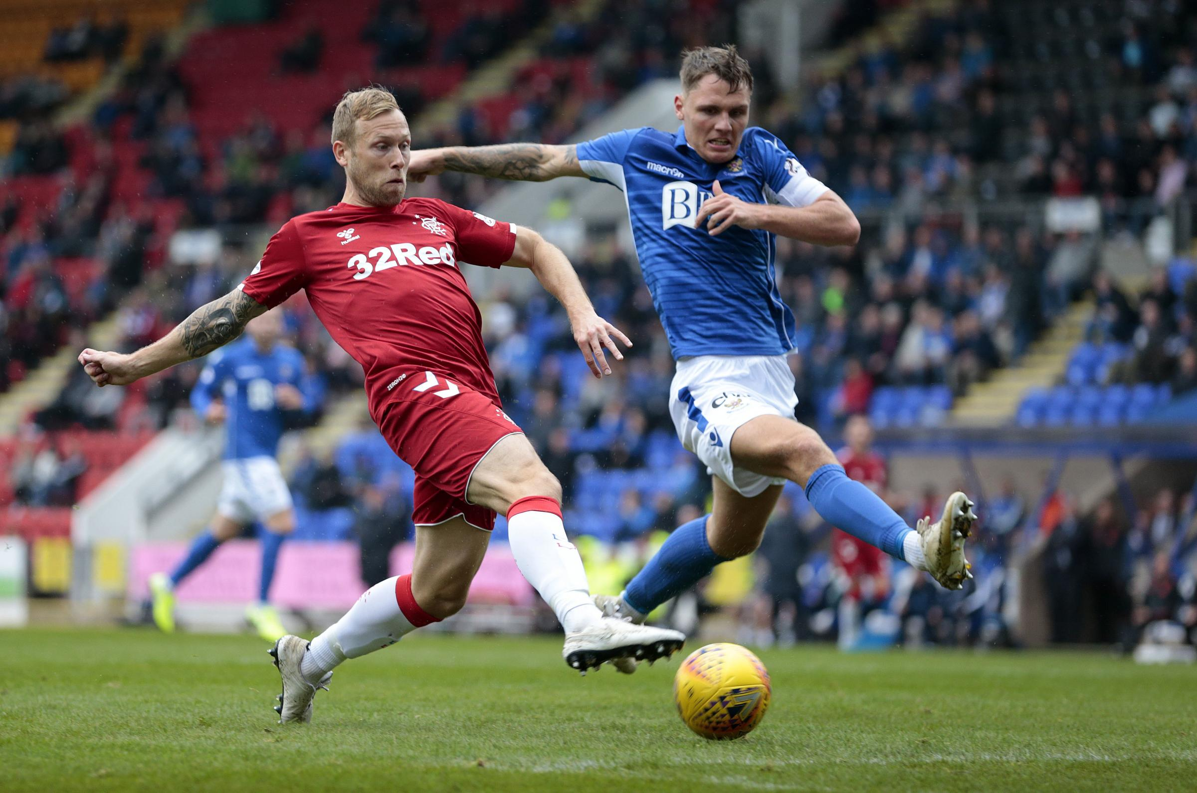 St Johnstone vs Rangers: Kick-off time rescheduled for Ibrox side's visit to McDiarmid Park to accommodate Sky Sports
