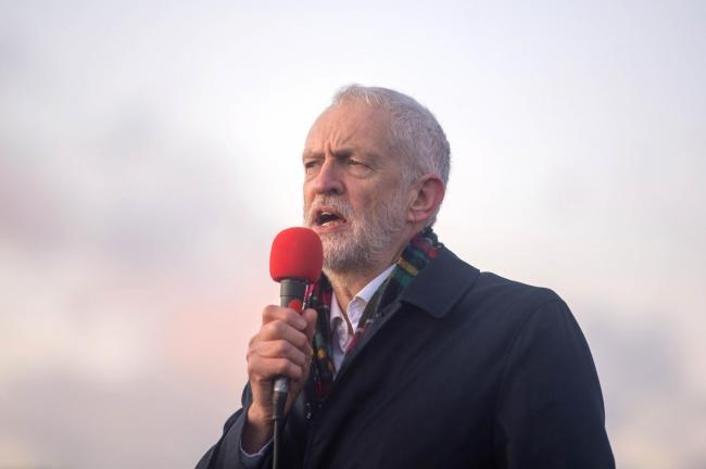 Not disappearing anywhere: Corbyn insists he will continue to campaign on key issues after vacating leadership