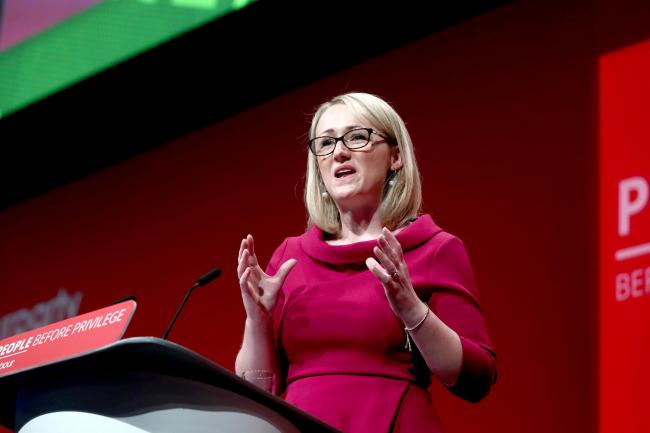 Brains and brilliance: Long-Bailey 'candidate best-placed to take fight to Tory Party,' insists Unite's McCluskey