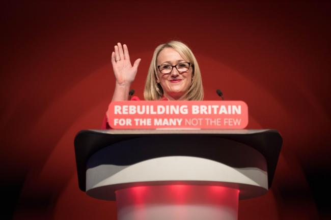Rebecca Long-Bailey would not stand in way of Scottish independence referendum