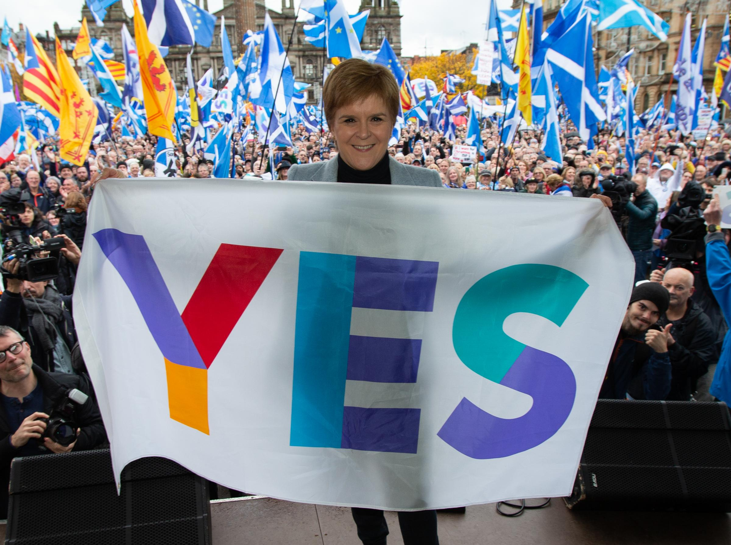 Iain Macwhirter: In post-Brexit Britain, Nicola Sturgeon can't keep telling her troops that Indyref2 is round the corner. It isn't