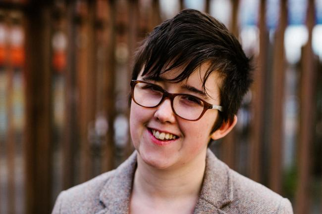 Lyra McKee: Man charged over murder of Northern Irish journalist