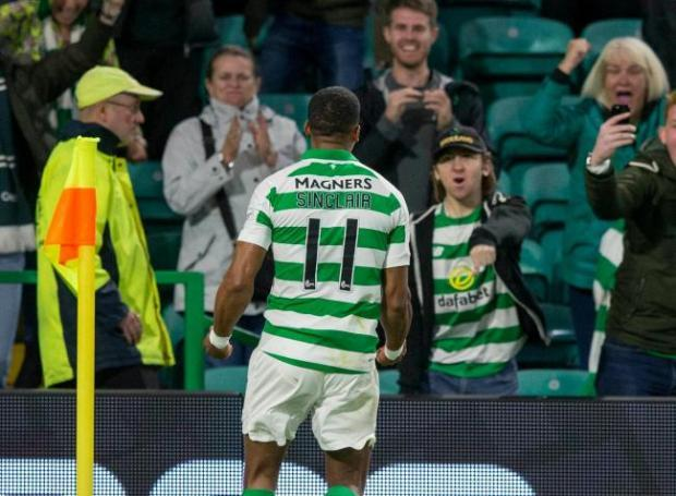 Scott Sinclair leaves Celtic on permanent transfer to Preston