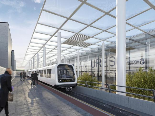 New plan for city-wide Glasgow Metro to be included in national transport review