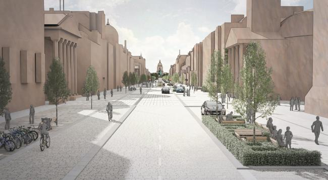 Radical plans for Edinburgh set out tram extension and largely car-free city centre