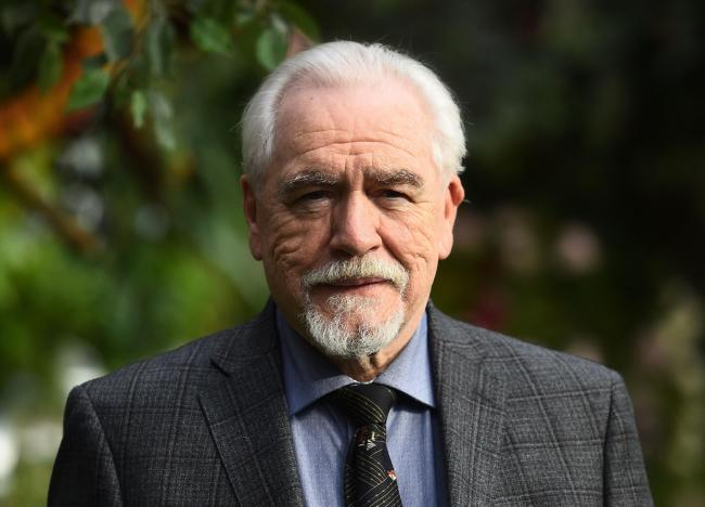 File photo dated 28/05/19 of actor Brian Cox who has called for a second referendum on Scottish independence. PA Photo. Issue date: Sunday January 5, 2020. The Dundee-born star, currently being lauded for his portrayal of an ageing media magnate in acclai