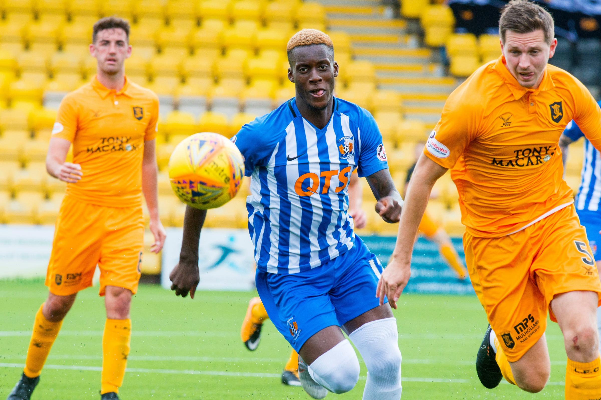 Motherwell complete loan signing of Bournemouth and former Kilmarnock attacker Mikael Ndjoli