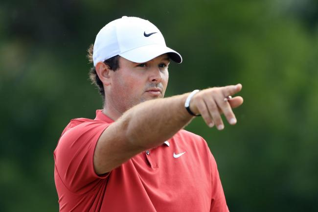 Patrick Reed is threatening to take a television analyst to court