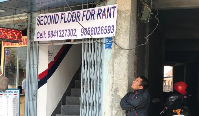 Scott Simpson sends us this picture from Pokhara, Nepal. It leaves us wondering what happens on the first floor, before one reaches the heady heights of anger that are on offer upstairs. A mild grumble, perhaps?