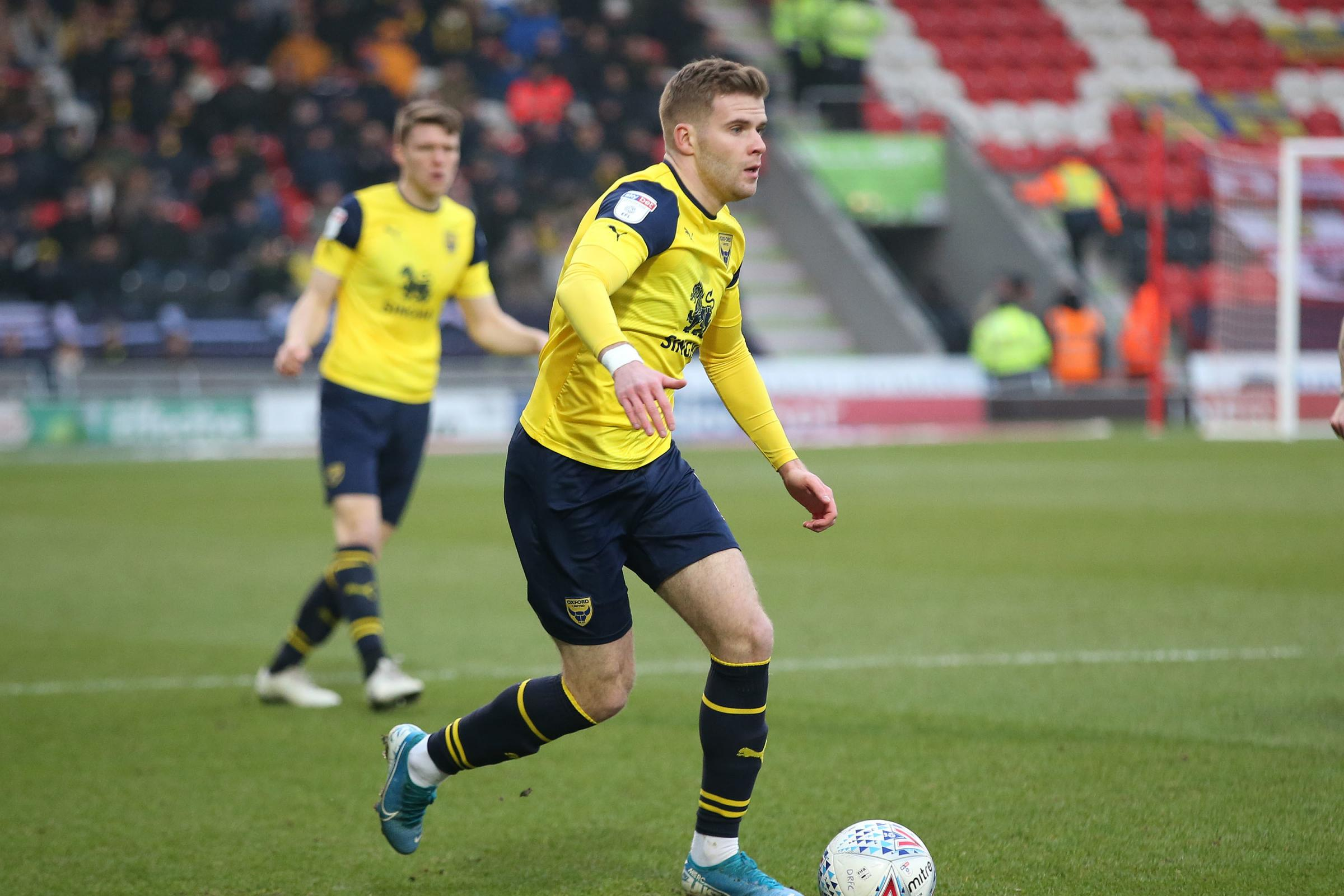Transfer fee spat is not my fault, says Cadden