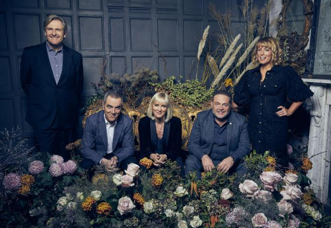 The cast of ITV's Cold Feet were back for a ninth series