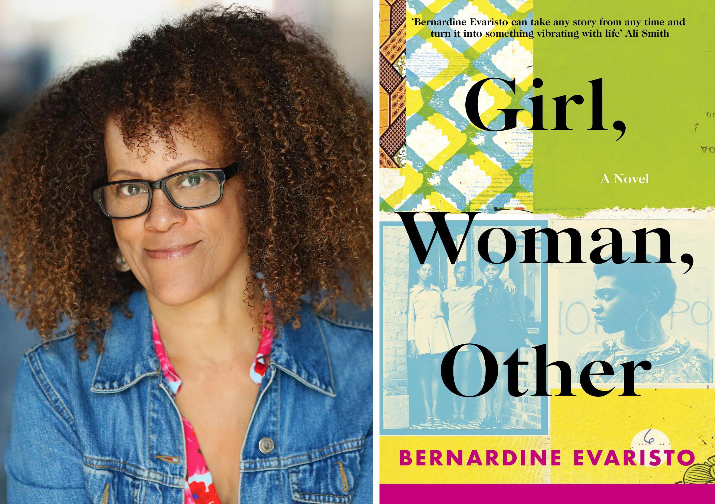 Booker prize winner Bernardine Evaristo to appear at Glasgow's Aye Write festival