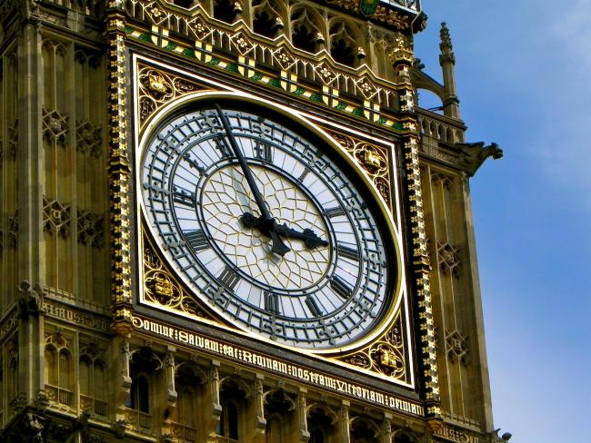 Big Ben. Picture courtesy of Pixabay.