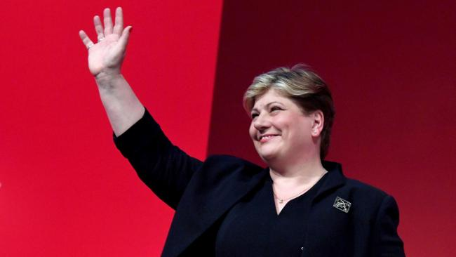 Emily Thornberry says she'll lead fightback against Johnson as Labour leader