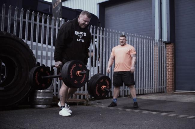 Scottish strongman brothers set to clash in 'Britain's Strongest Man' bid