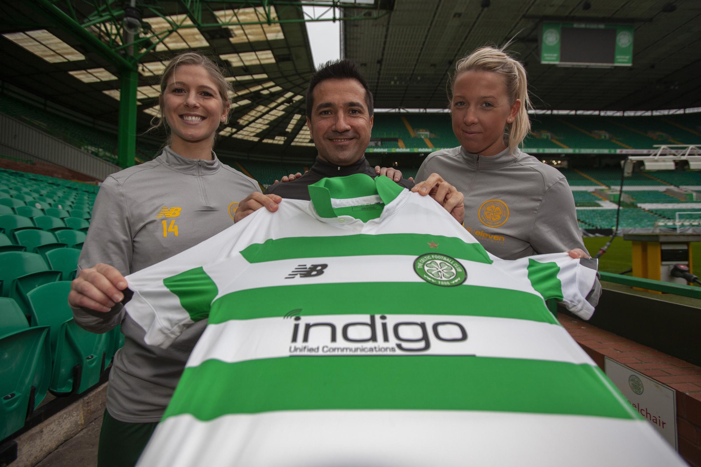 Ex-postwoman Chloe Craig delighted Celtic have delivered pro dream