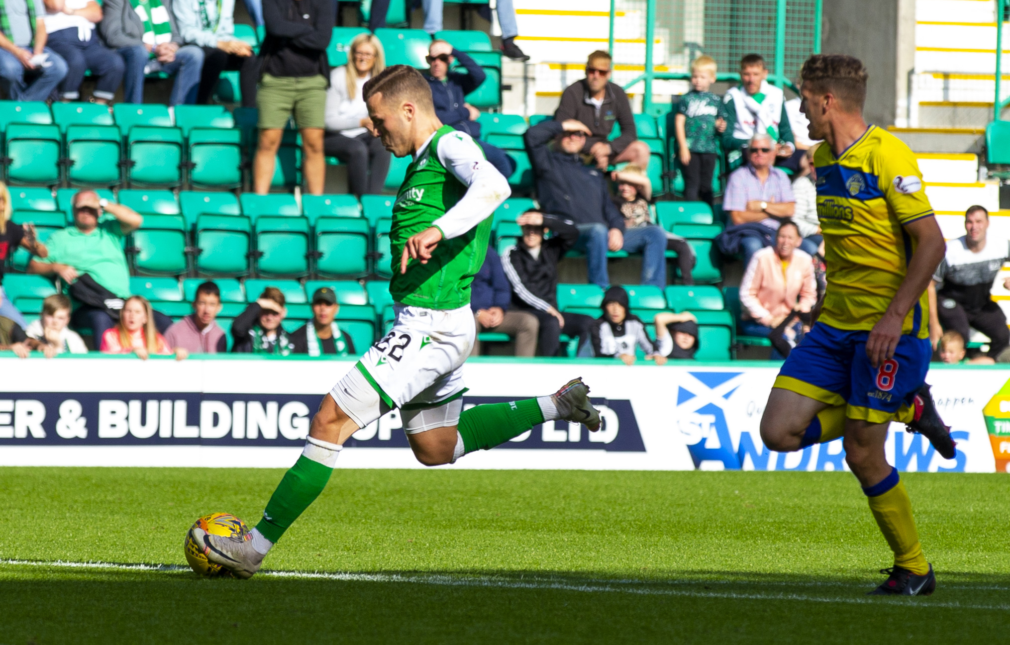 Hibs knock back bid for Kamberi | Celtic midfielder 'set to leave'
