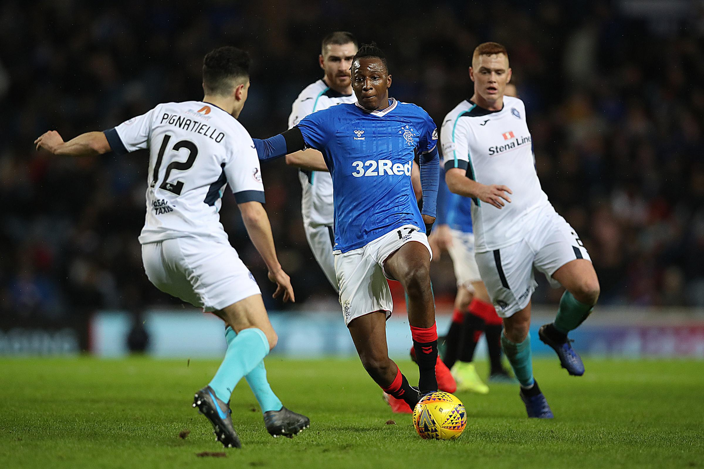Joe Aribo well into his stride with Rangers after finding his feet at Ibrox
