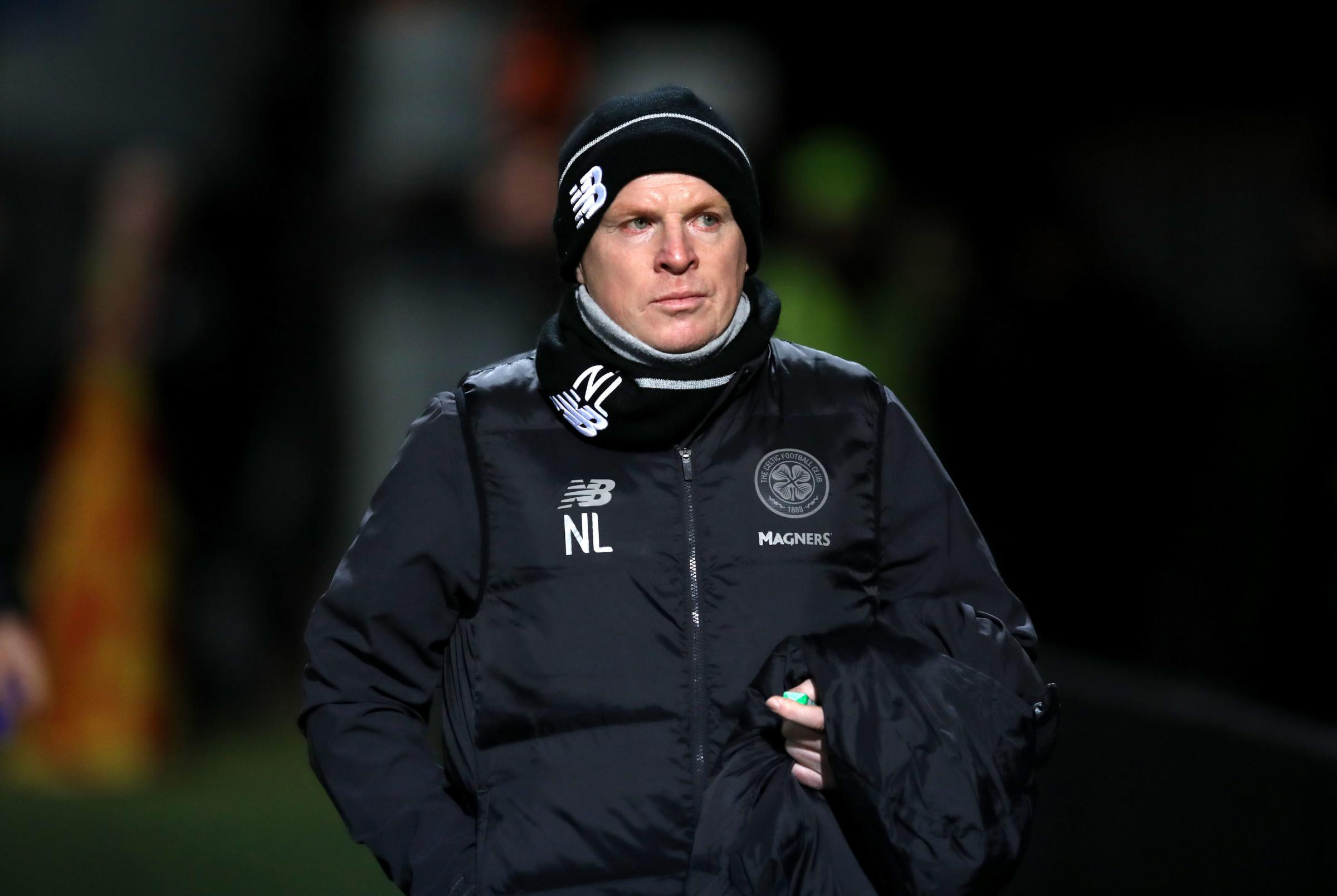 Neil Lennon disappointed in penalty calls in Celtic's win over Partick Thistle