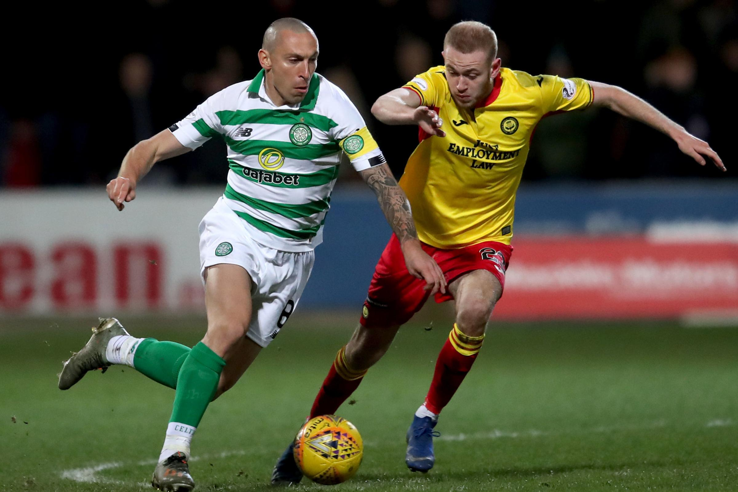 Partick Thistle 1, Celtic 2: Five things we learned