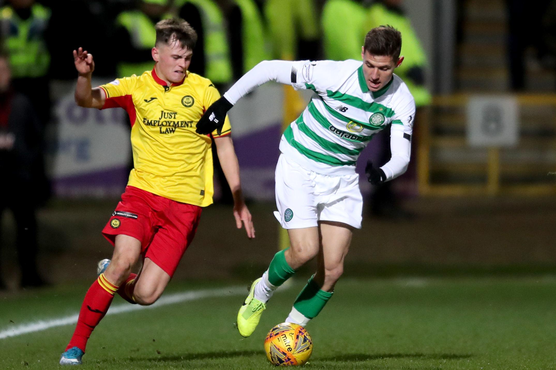 James Penrice: I didn't foul Celtic's Jeremie Frimpong