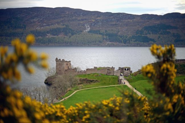 Much of the power-generating infrastructure would be underground, but buildings above ground would face across Loch Ness towards Urquhart Castle