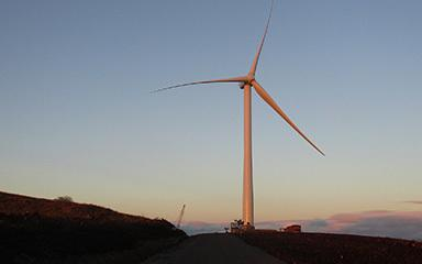 The Renewables Infrastructure Group has bought the Blary Hill wind farm project