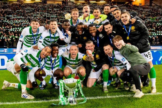 Celtic Named World S Fifth Most Successful Team Of 2019 By Club World Ranking Awards Heraldscotland