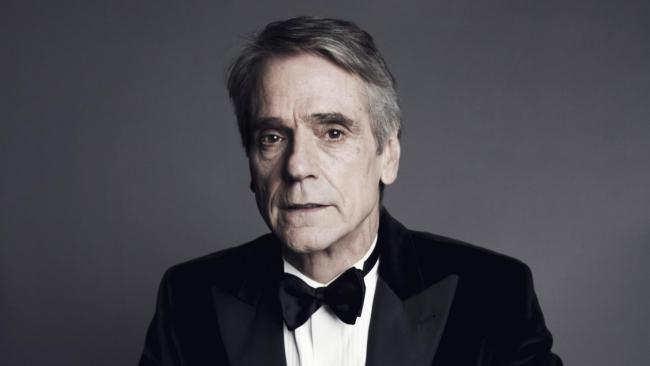 Jeremy Irons was asked to be president of the international jury at the Berlin Film Festival