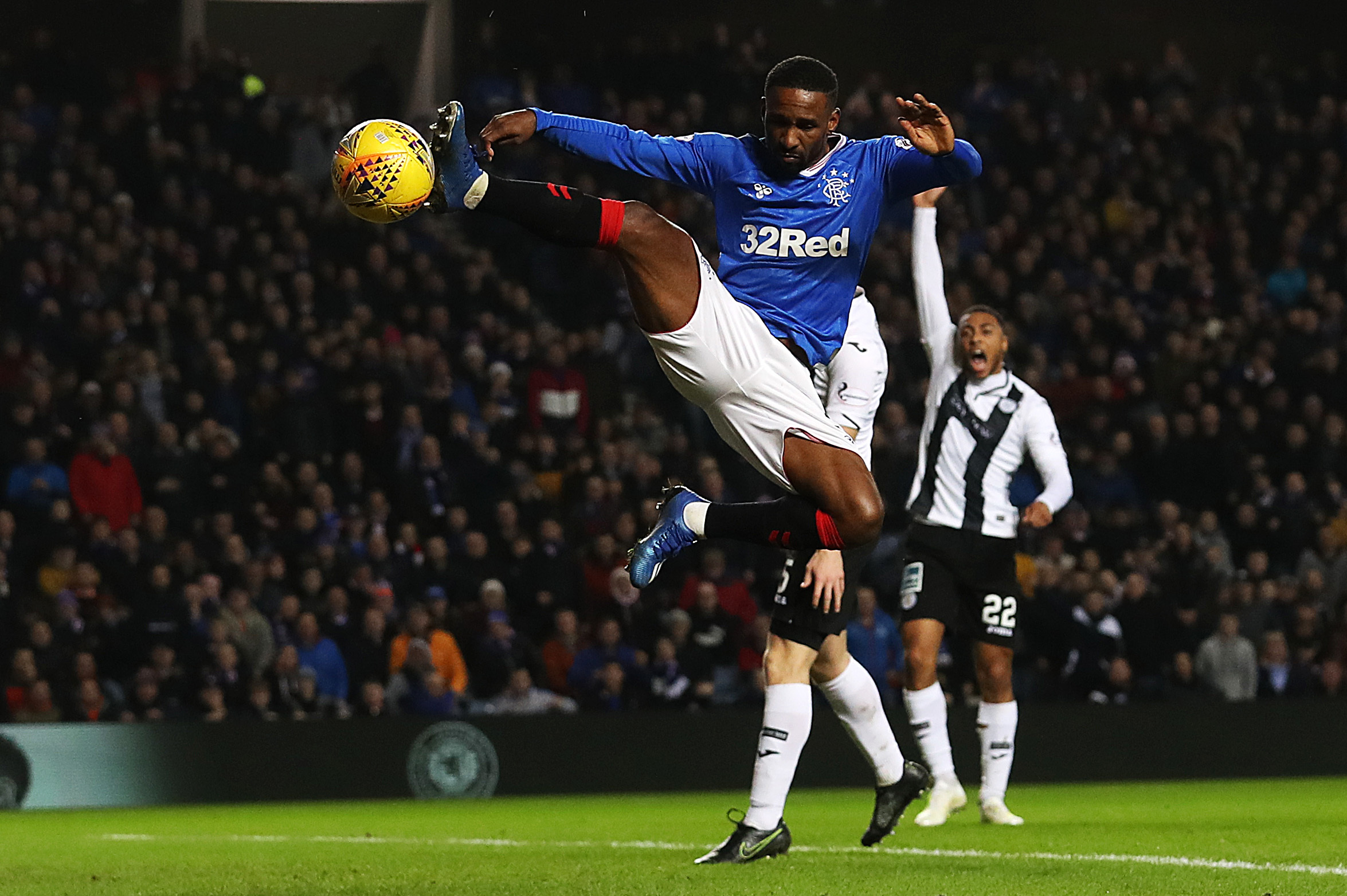 Rangers 1 St Mirren 0: How the Rangers players rated at Ibrox