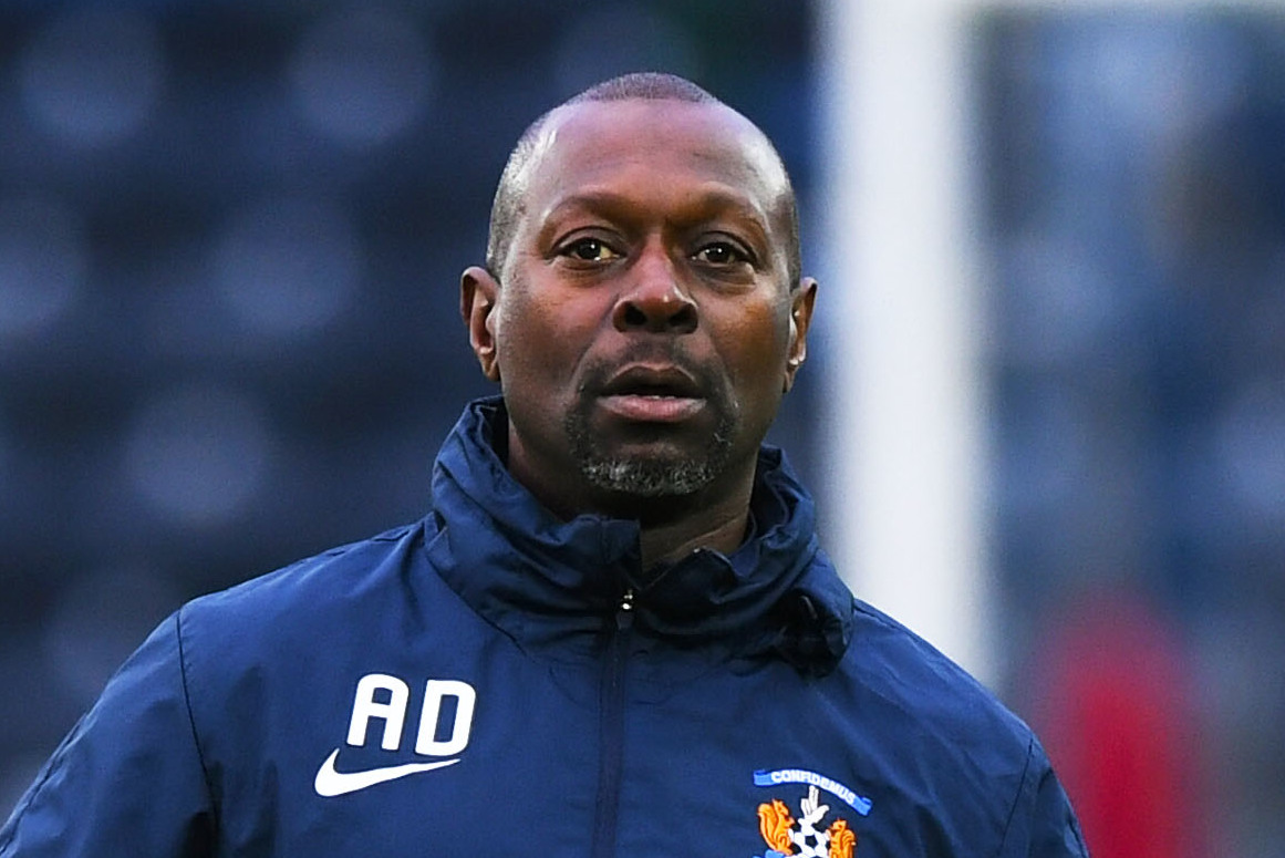 Dyer says he can have no complaints