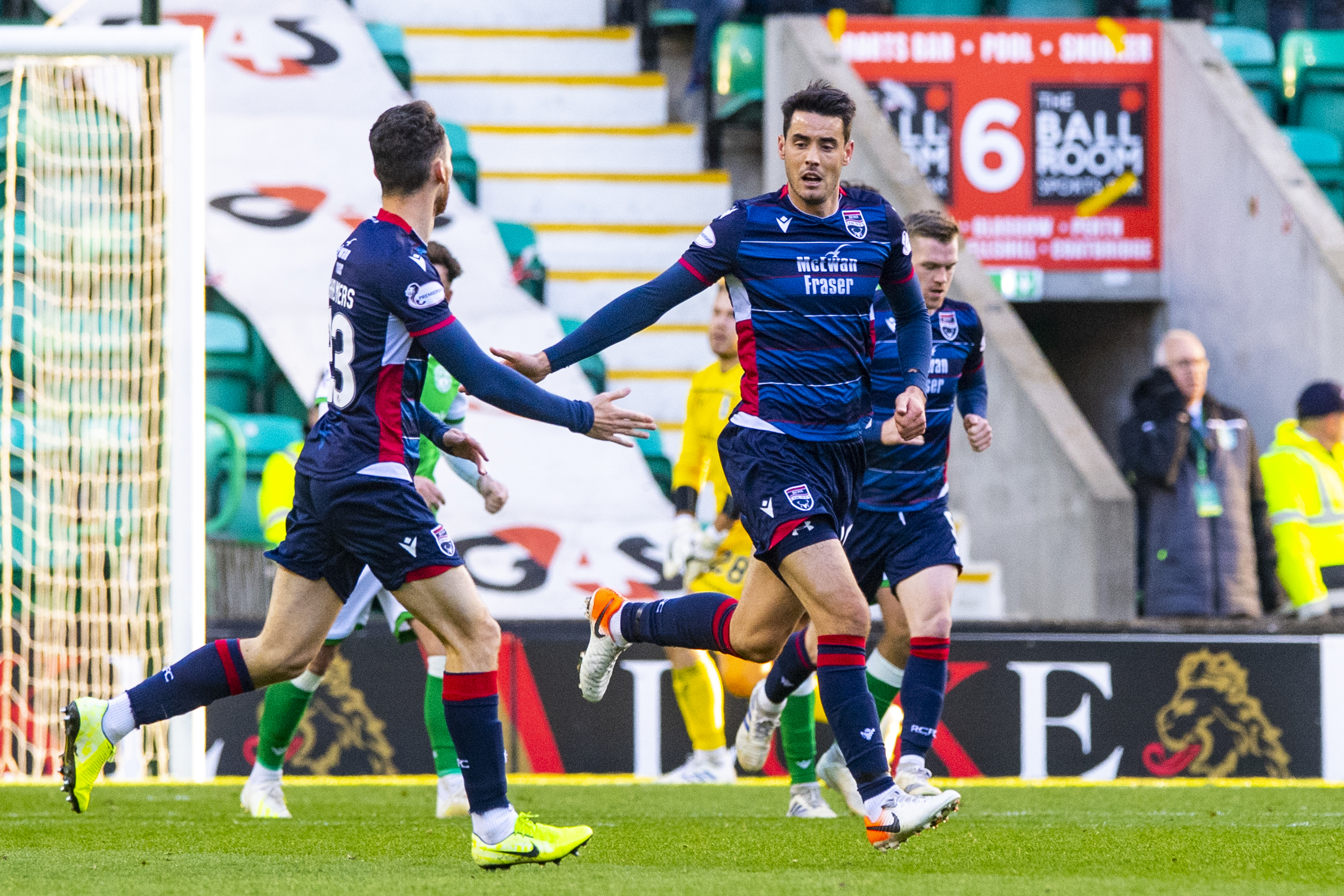 Partick Thistle's Brian Graham on why he left Ross County