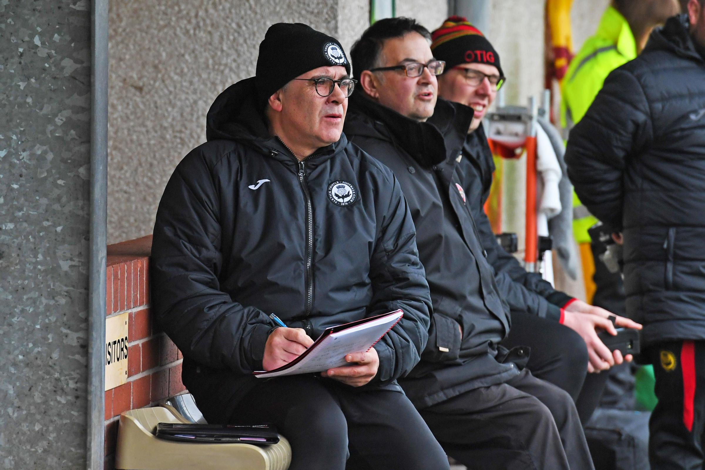 Ian McCall wants more January signings at Partick Thistle