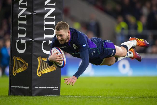 Scotland's Finn Russell is an irreplaceable talent in a country not overly blessed with natural playing resources