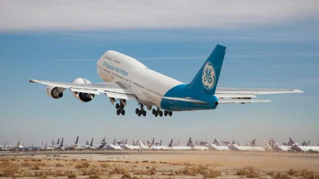 Boeing 777X: World's largest twin-engine jet completes first flight